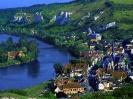 France-River Seine Les Andelys